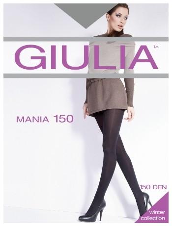 Giulia Mania 120 den opaque 3D Stgrumpfhose, im Nylon und Strumpfhosen Shop