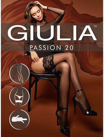 Giulia Passion 20 Halterlose Strümpfe