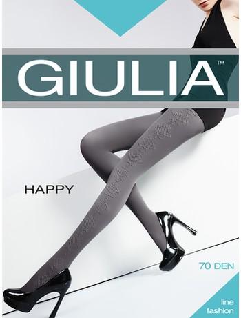 GIULIA Happy 70 Model 24 Baumwollstrumpfhose, im Nylon und Strumpfhosen Shop