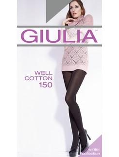 GIULIA well cotton 150 Baumwollstrumpfhose