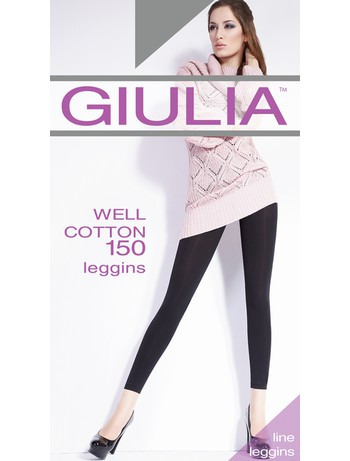 GIULIA well cotton 150 Leggings, im Nylon und Strumpfhosen Shop
