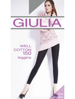 GIULIA well cotton 150 Baumwollleggings