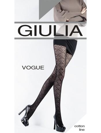 Giulia Vogue #2 Fashion Strumpfhose, im Nylon und Strumpfhosen Shop