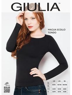 Giulia Maglia Microfaser Langarm Shirt