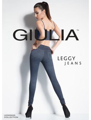 Giulia Leggy Jeans Model 2 Jeggings, im Nylon und Strumpfhosen Shop