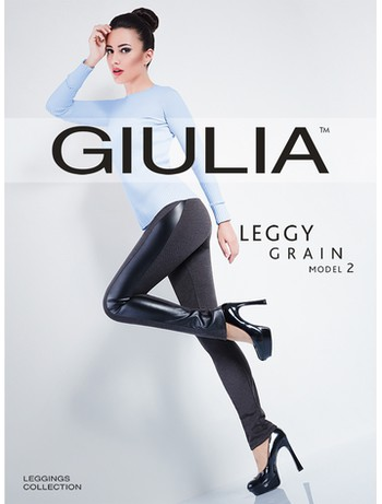 Giulia Leggy Grain Model 2 Leggings, im Nylon und Strumpfhosen Shop