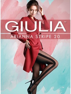 Giulia Arianna Stripe 20 #1 Strumpfhose