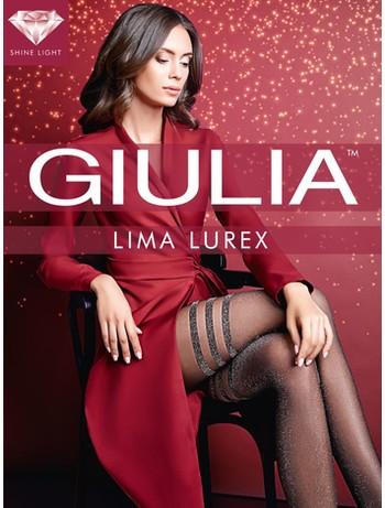 Giulia Lima Lurex 60 - Silber Glanz