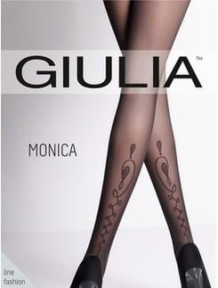 Giulia Monica 40 #4 feine Netzstrumpfhose