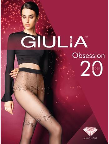Giulia Obsession 20 M1 - Silver Glanz