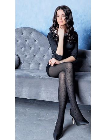 Giulia Tiffany 80 #12 Strumpfhose nero