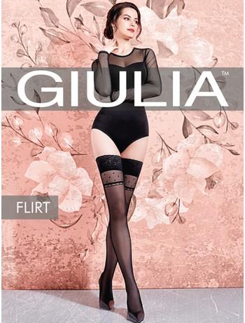 Giulia Flirt 20 #1 halterlose Strümpfe