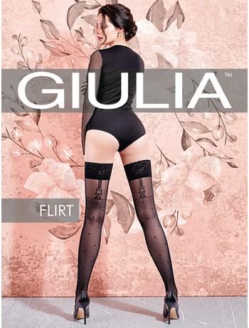 Giulia Flirt 40 #2 halterlose Strümpfe