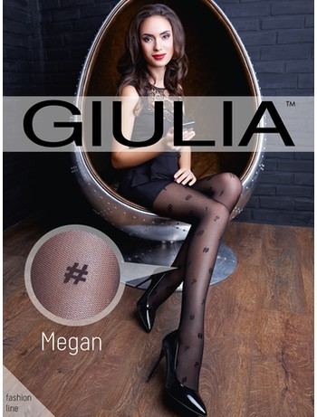 Giluia Megan 40 #5 tights nero