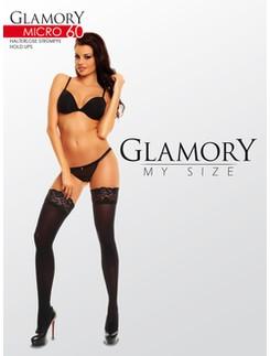 Glamory Micro 60 halterlose Strümpfe