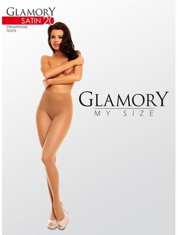 Glamory Satin 20 Strumpfhose
