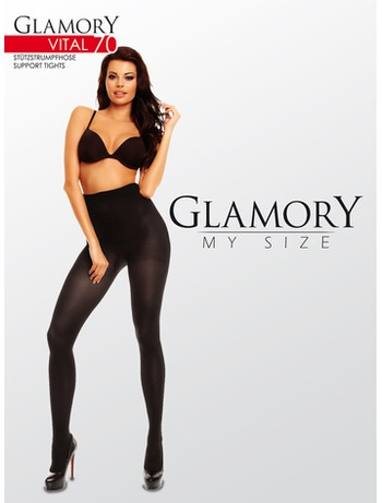 Glamory Vital 70 Stuetzstrumpfhose, im Nylon und Strumpfhosen Shop