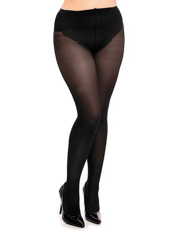 Glamory My Size Silk Skin 50 Feinstrumpfhose schwarz