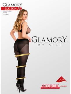Glamory Silk Skin 50 Emana Feinstrumpfhose