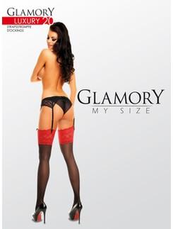 Glamory Luxury 20 Straps-Strümpfe