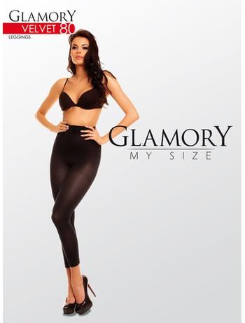Glamory Velvet 80 Leggings grosse Groessen