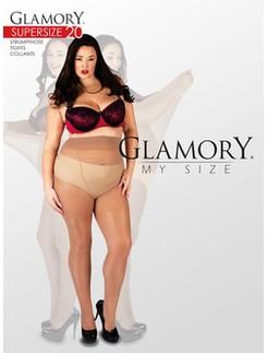 Glamory Supersize 20 Feinstrumpfhose