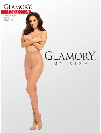 Glamory Toeless 20 Strumpfhose