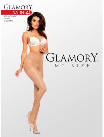 Glamory Satin 40 Strumpfhose