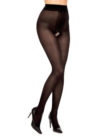 Glamory Ouvert 40 Strumpfhose schwarz