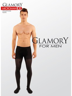 Glamory for Men Microman 100 Strumpfhose