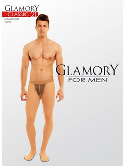 Glamory for Men Classic 20 Strumpfhose