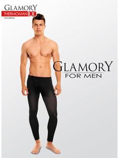 Glamory Thermo warme Leggings für Männer