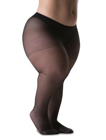 Glamory Short 20 Strumpfhose schwarz