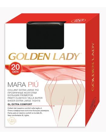 Golden Lady Mara Piu 20 Feinstrumpfhose XXL Ueb...