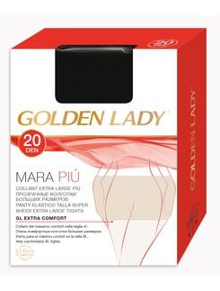 Golden Lady Mara Piu 20 Feinstrumpfhose XXL Übergröße