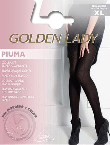 Golden Lady blickdichte Strumpfhose Piuma, im Nylon und Strumpfhosen Shop