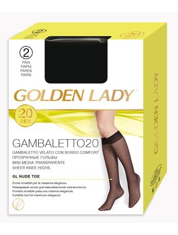 Golden Lady Gambaletto 20 Feinkniestrumpf