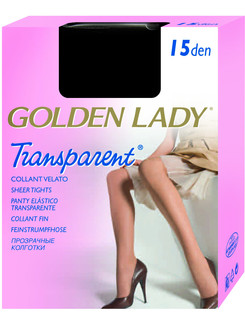 Golden Lady Transparent 15 Feinstrumpfhose
