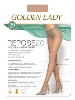 Golden Lady Repose 20 Stützstrumpfhose