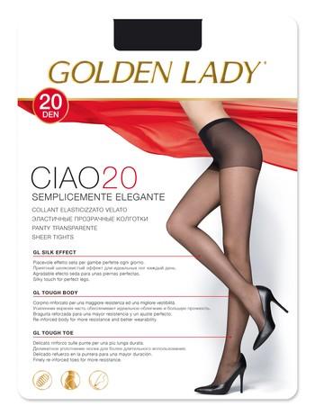 Golden Lady Ciao 20 Feinstrumpfhose