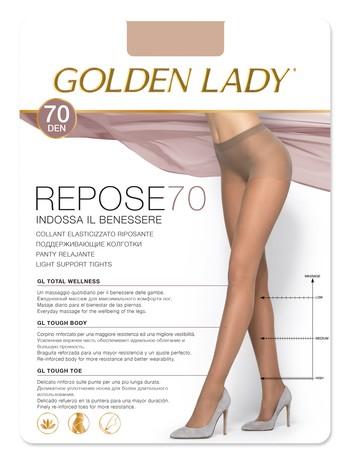 Golden Lady Repose 70 Stuetzstrumpfhose Stuetzk...