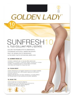 Golden Lady Sunfresh 10 Strumpfhose