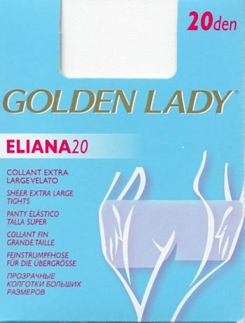 Golden Lady Eliana 20 Strumpfhose Uebergroesse, im Nylon und Strumpfhosen Shop