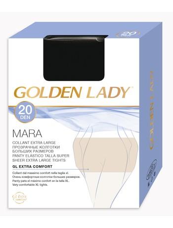 Golden Lady Mara 20 Feinstrumpfhose XL Uebergro...