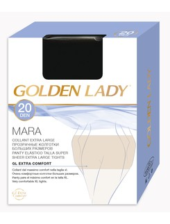 Golden Lady Mara 20 Feinstrumpfhose XL Übergröße