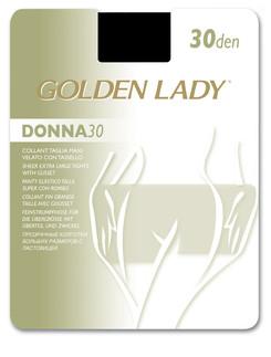 Golden Lady Donna 30 Strumpfhose Übergrösse