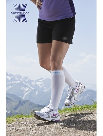 Compressana Sport Support Kniestrumpf