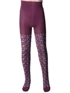 Hudson Kids Fashion Reindeer Strumpfhosen