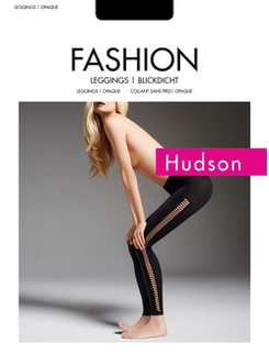 Hudson Damen Agitative Cut Leggings Laser-Cut Effekt