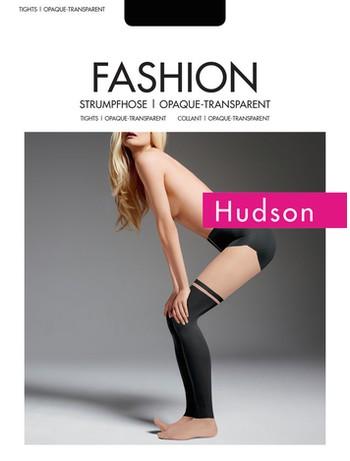 Hudson Sporty Vibes Strumpfhose Overknee-Look Damen